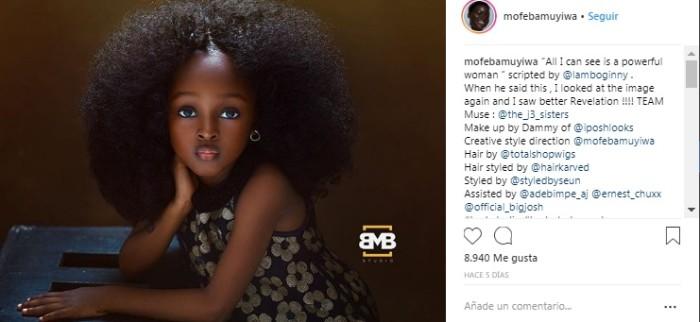 Mofe Bamuyiwa / Instagram